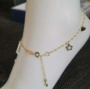 Jewelry - Gold filled ankle bracelet